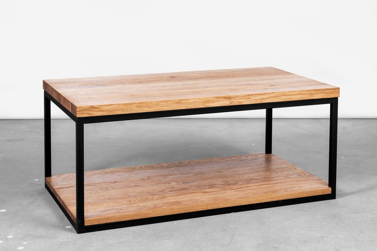 DOUBLE AIR COFFE TABLE