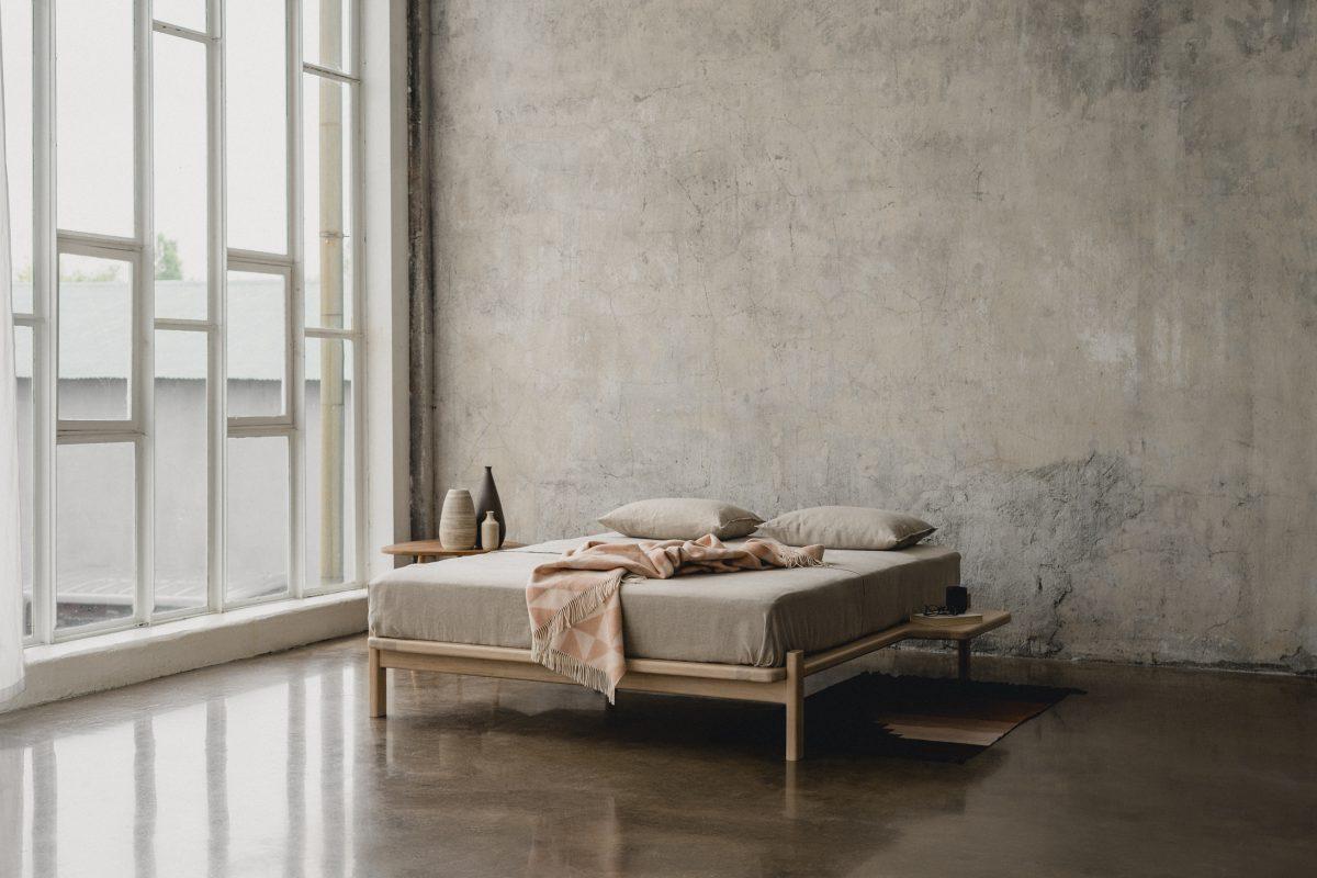 Łóżko PUFF